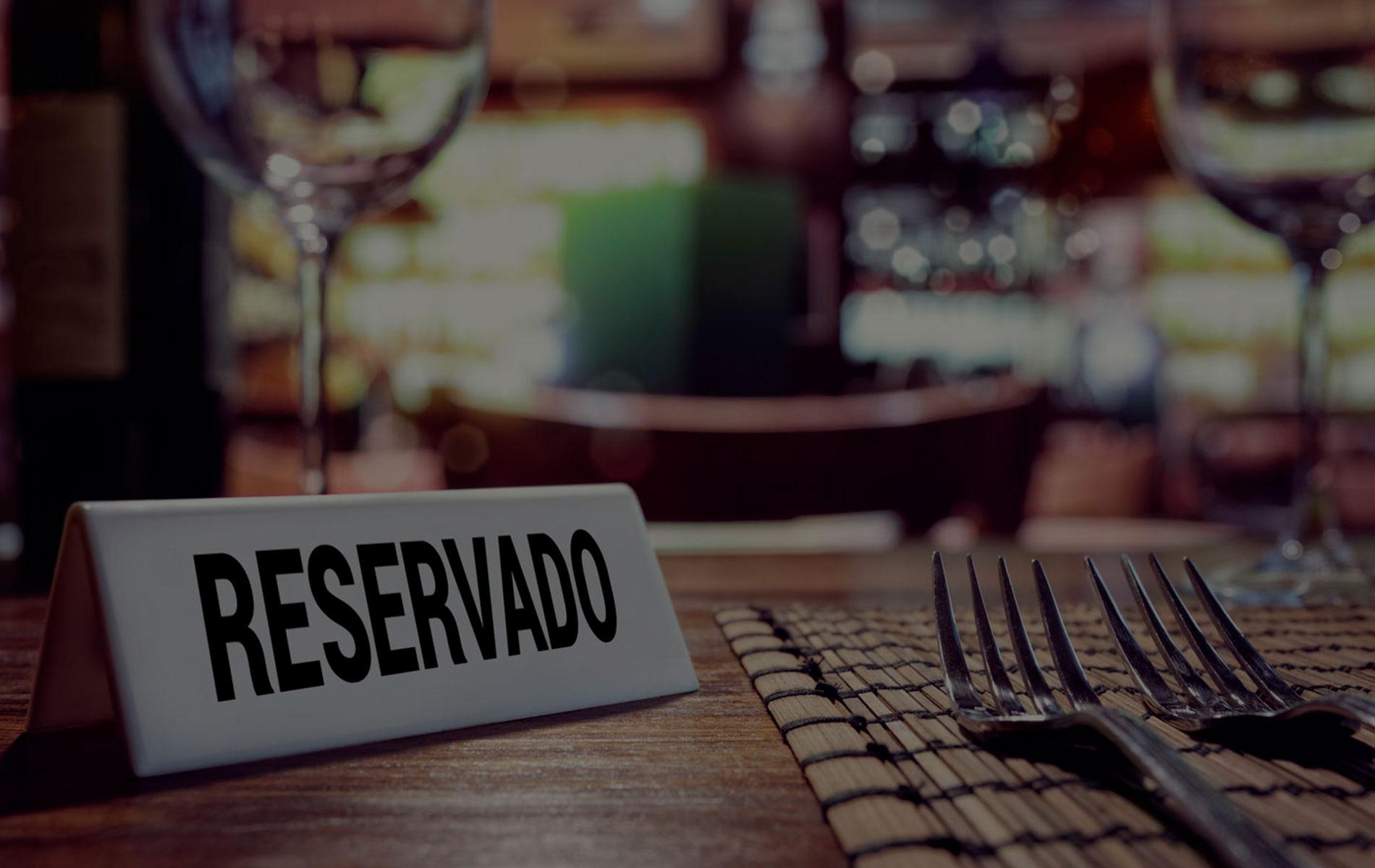 Realiza una reserva